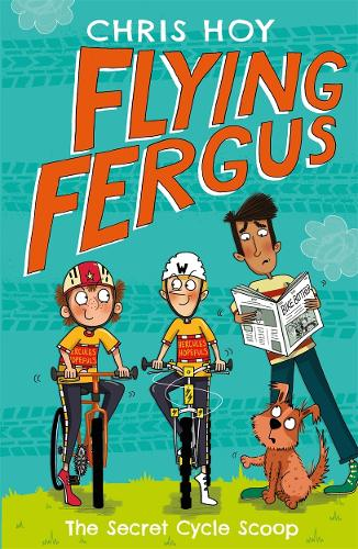Flying Fergus 9: The Secret Cycle Scoop (Paperback)
