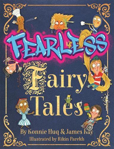 Fearless Fairy Tales (Hardback)