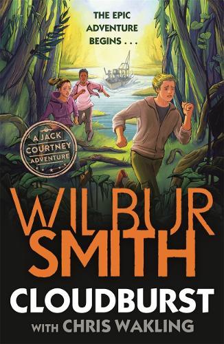 Cloudburst: A Jack Courtney Adventure (Paperback)