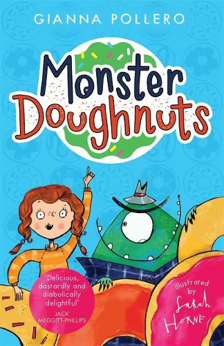 Monster Doughnuts (Monster Doughnuts 1) (Paperback)