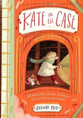 Kate on the Case (Paperback)