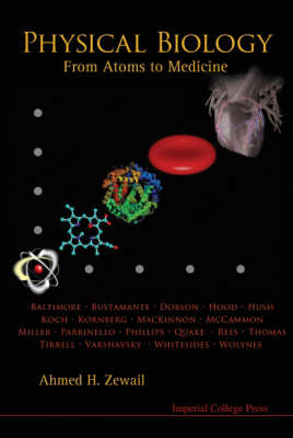 Physical Biology: From Atoms To Medicine (Paperback)