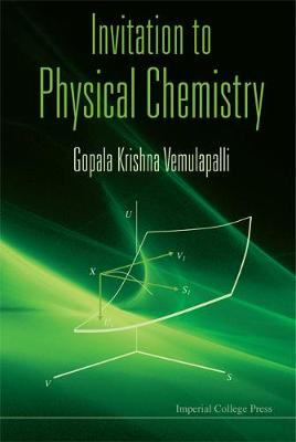 Invitation To Physical Chemistry (With Cd-rom) (Hardback)