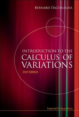 Introduction To The Calculus Of Variations (2nd Edition) (Hardback)