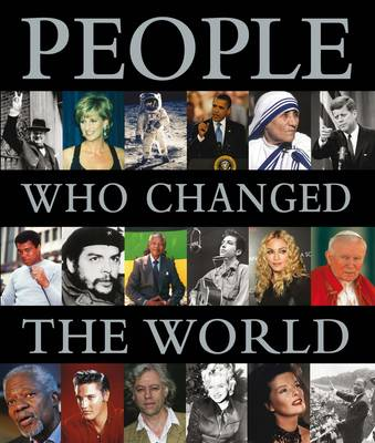 People Who Changed the World - Picture This (Hardback)