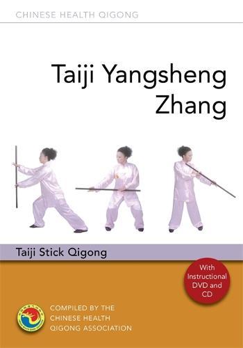 Taiji Yangsheng Zhang: Taiji Stick Qigong - Chinese Health Qigong