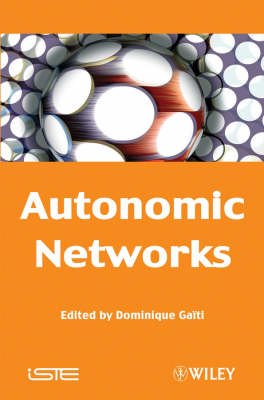 Autonomic Networks (Hardback)