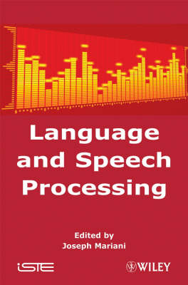 Language and Speech Processing (Hardback)