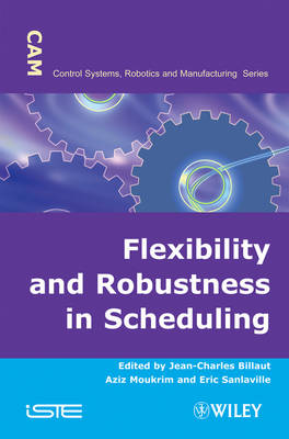 Flexibility and Robustness in Scheduling - ISTE (Hardback)