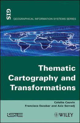 Thematic Cartography: Thematic Cartography - 3 V Set (Hardback)