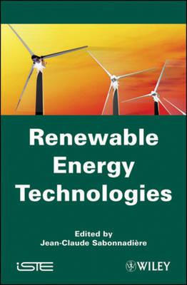Renewable Energy Technologies - ISTE (Hardback)