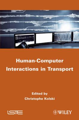 Human-Computer Interactions in Transport (Hardback)