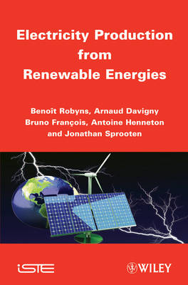 Electricity Production from Renewable Energies (Hardback)