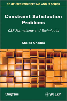 Constraint Satisfaction Problems: CSP Formalisms and Techniques (Hardback)
