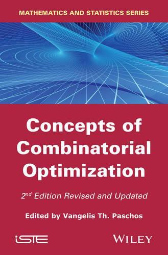 Concepts of Combinatorial Optimization (Hardback)