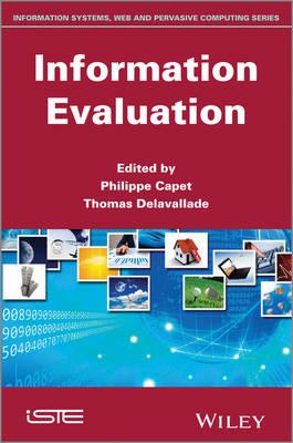 Information Evaluation (Hardback)