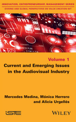 Current and Emerging Issues in the Audiovisual Industry (Hardback)