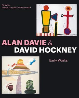 Alan Davie and David Hockney: Early Works (Paperback)