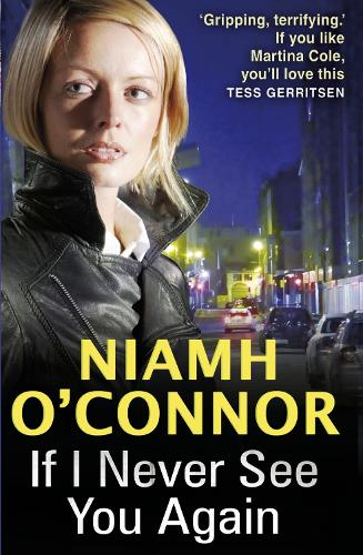If I Never See You Again - A Jo Birmingham Thriller (Paperback)
