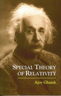 Special Theory of Relativity (Paperback)
