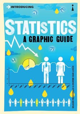 Introducing Statistics: A Graphic Guide - Introducing... (Paperback)