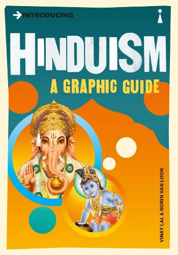 Introducing Hinduism: A Graphic Guide - Introducing... (Paperback)
