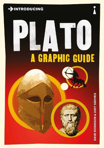 Introducing Plato: A Graphic Guide - Introducing... (Paperback)