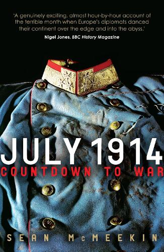 July 1914: Countdown to War (Paperback)