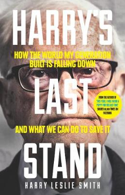 Harry's Last Stand: How the World My Generation Built is Falling Down, and What We Can Do to Save it (Hardback)