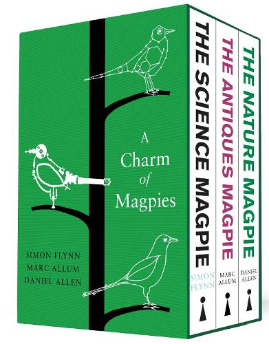 A Charm of Magpies: An ebook bundle of The Science Magpie, The Antiques Magpie and The Nature Magpie (Paperback)