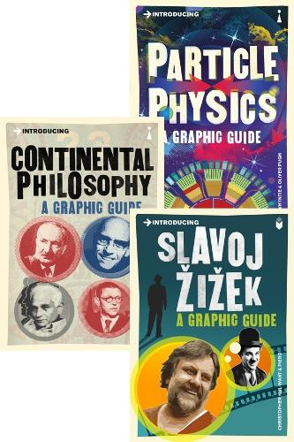 Introducing Graphic Guide Box Set - Mind-Bending Thinking (EXPORT EDITION) (Paperback)