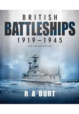 British Battleships 1919-1945 (Hardback)