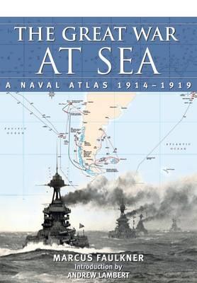 The Great War at Sea: A Naval Atlas 1914-1919 (Hardback)