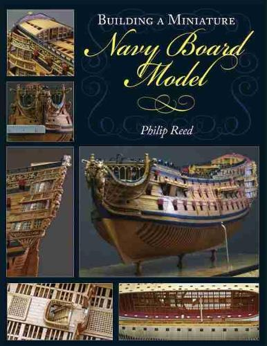 Building a Miniature Navy Board Model (Paperback)