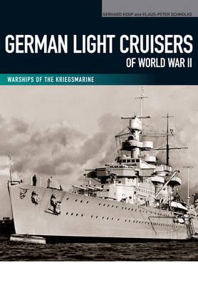 German Light Cruisers of World War II (Paperback)