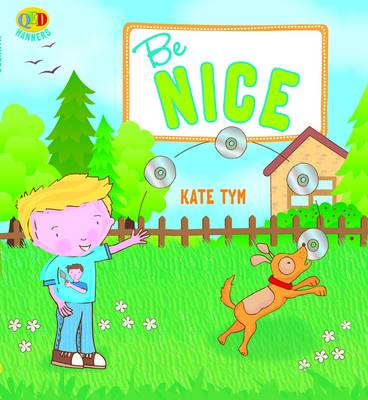 Be Nice - Manners Series (Paperback)