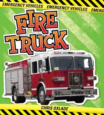 Fire Truck - Emergency Vehicles (Hardback)