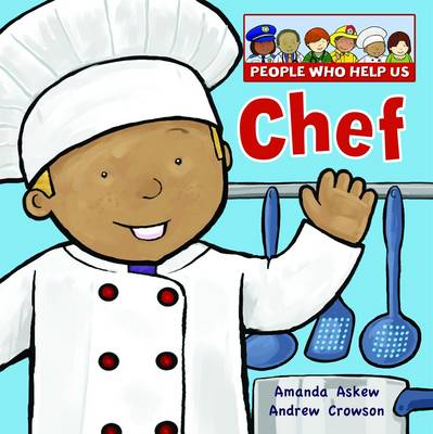 Chef - People Who Help Us (Paperback)