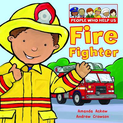 Firefighter - People Who Help Us (Paperback)