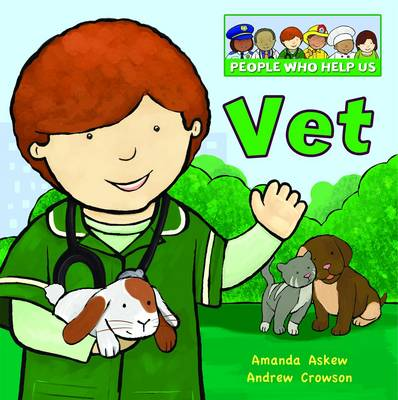 Vet - People Who Help Us (Paperback)