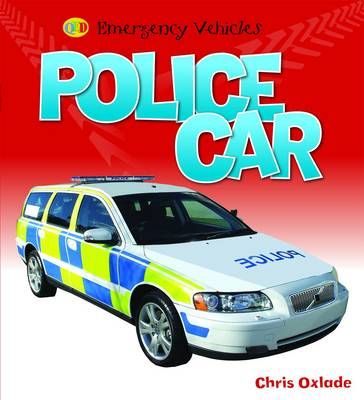 Police Car - Emergency Vehicles (Paperback)
