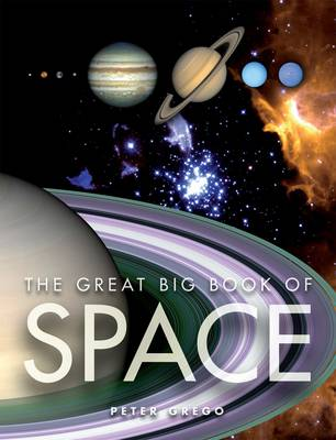 The Great Big Book of Space (Spiral bound)