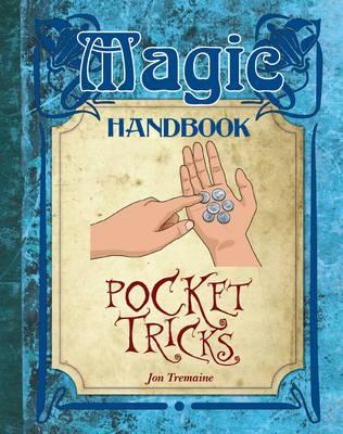 Pocket Tricks - Magic Handbook (Hardback)
