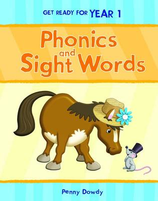 Phonics and Sight Words - Get Ready Year 1 (Paperback)