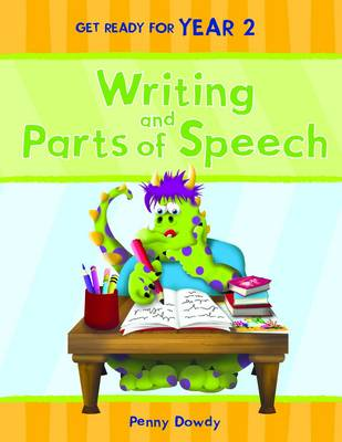 Writing and Parts of Speech - Get Ready Year 2 (Paperback)