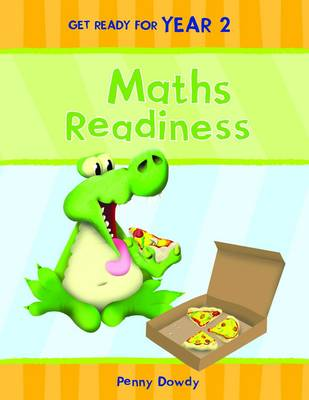 Math Readiness - Get Ready Year 2 (Paperback)