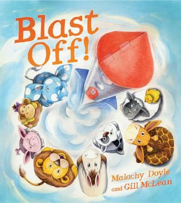 Blast Off! - Storytime (Hardback)