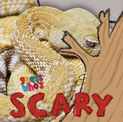Guess Who's... Scary (Paperback)