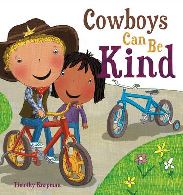 Cowboys Can Be Kind - Marvellous Manners (Hardback)