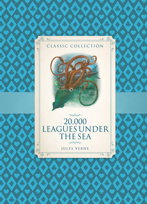 Classic Collection: 20,000 Leagues Under the Sea (Paperback)